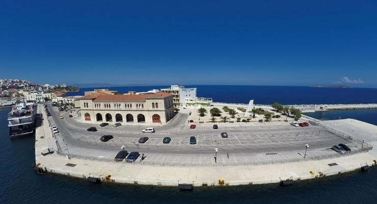 Τροποποίηση ωρών χρήσης χώρου στάθμευσης στην περιοχή Νησάκι
